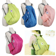 Girls Ladies Mens Boys Backpack Rucksack School College Travel Work Shoulder Bag