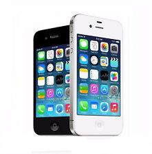 Apple iPhone 4S 8GB Factory Unlocked without contract WCDMA GSM iOS Smartphone