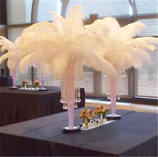 Wholesale 10-100pcs High Quality Natural OSTRICH FEATHERS 6-26 inch/15-65cm