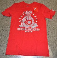 Nike KD Easy Money Men's T-Shirt Red/White 689186-657 Men's T-Shirt NWT Sz S