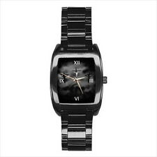 NEW Wrist Watch Stainless Jesus Christ Three Crosses Catholic Christian