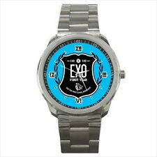 NEW Wrist Watch Stainless EXO kpop idol