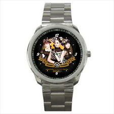 NEW Wrist Watch Stainless Orange Caramel Kpop Idol