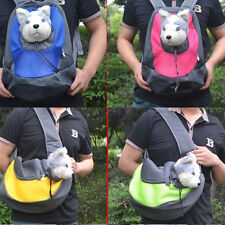Pet Carrier Dog Cat Puppy Travel Bag Shoulder Backpack Head out Carrier Bag OE