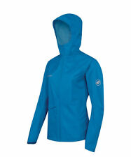 Mammut MTR 201 Womens Rainspeed Jacket - Running, Travel, Packable