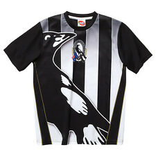 AFL Collingwood Magpies Youth Kids Training T-Shirt Tee,  sizes 7 8 only