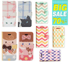 HAPPYMORI Mobile Phone Flip Phone Case Cover for Galaxy Note5 Galaxy Note 5
