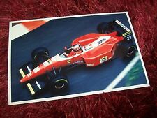 Photo  / Photograph    Gerhard Berger FERRARI F93A Grand Prix de Monaco 1993 //