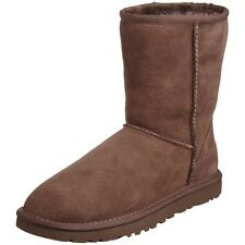 UGG Australia Boots W Classic Short Chocolate Women Boot 5825