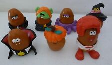 Vintage McDonald's Chicken McNuggets Halloween Toys Happy Meal Witch Ronald