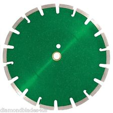 Asphalt and Green Concrete Cutting Diamond Saw Blades | Diamondblades4us