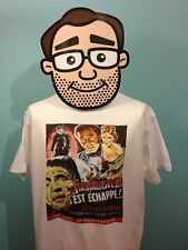 Curse Of Frankenstein / Peter Cushing Christopher Lee T Shirt - Hammer Horror