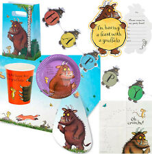 Gruffalo Party Supplies and Tableware - FREE DELIVERY - All you need