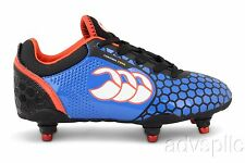 JR/WOMEN'S SIZES: Canterbury CCC Control Club 6-Stud Junior Rugby Boots 2014-15
