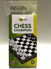 Magnetic Pocket Mini Travel Games Chess Game Traditional Board Game