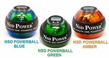 NSD POWERBALL POCKET GYM NRL CHAMPION GYRO BALL GYROSCOPE