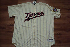 MINNESOTA TWINS NEW MLB MAJESTIC AUTHENTIC GAME JERSEY