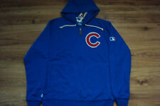 CHICAGO CUBS NEW MLB MAJESTIC AUTHENTIC CLUBHOUSE FULL ZIP FLEECE JACKET