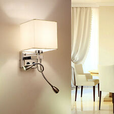 Wall Sconce Adjustable LED Wall Lamp Hall Porch Bedroom Reading Fixture Light
