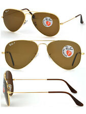 Polarised Ray Ban Aviators