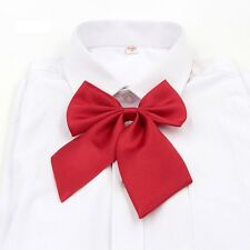 Japanese School Girl Uniform Bow Tie Students Cute Bowknot Necktie Adjustable