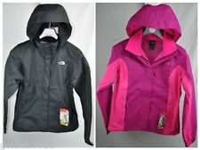THE NORTH FACE RESOLVE JACKET WOMENS PINK SMALL S DRYVENT WATERPROOF NEW