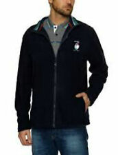 RBS 6 Nations Rugby Fleece Full Zip Jacket Navy