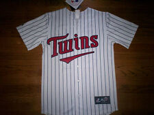 JOE MAUER MINNESOTA TWINS NEW MLB MAJESTIC OFFICIAL KIDS JERSEY