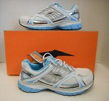 NEW Womens Avia Athletic  Sneakers Shoes: Blue/White/Gray/Silver Size 6.5, 11