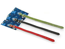 Cat Kitten Pet Glitter Collar 11'' Bell Durable Adjustable Elasticated Collars
