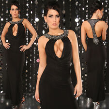 Sexy Women Clubbing Precious Ladies long party Prom Dress backless Size 8 10 12