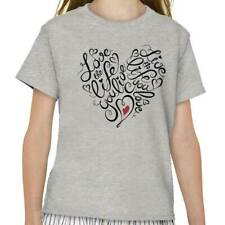 Love Life You Live Shirts Funny Picture Shirt Gift Cool Youth T-Shirt