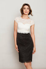 NEW EziBuy Grace Hill Lace Layered Dress