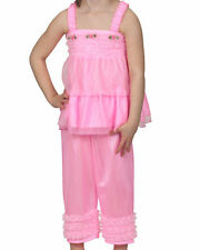 Laura Dare Girls Bo Peep Style PJ Set (5 Colors Available)