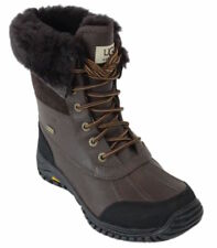 UGG Australia Womens Adirondack Boot II Obsidian Waterproof Winter Boots