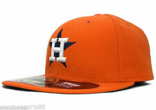 ALTERNATE HOUSTON ASTROS NEW ERA 59FIFTY FITTED CAPS MLB AC ON FIELD HATS