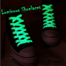 47'' Luminous Glow In The Dark Shoelace Athletic Sport Boots Shoe Laces Strings