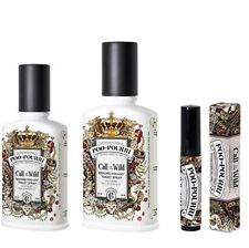 Poo Pourri 2oz 4oz 8oz Purse Size - Call Of the Wild - Toilet Odor Neutralizer