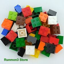 LEGO 2X2 NEW BRICKS U-Pick lot of 10-400 #3003 Bricks of Various Colors
