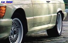 Mercedes W107 SL Class GENUINE ZENDER SIDE SKIRTS R107 107