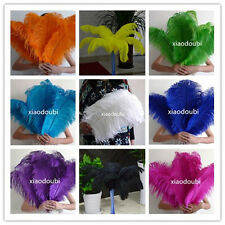 Wholesale 10-100pcs 10-12 inch/25-30 cm high quality natural Ostrich feathers