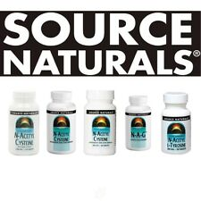 Source Naturals N-ACETYL all sizes - select option
