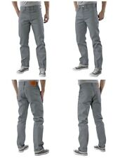 Levi's 501 Mens Cotton Shrink to Fit Straight Leg Jeans Button Fly 501-1403 Gray