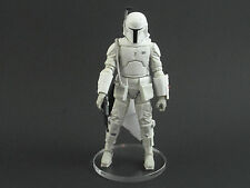 "1 x Acrylic display stand for Hasbro Star Wars 6"" Black Series - BLANK (CLEAR)"