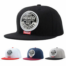 New Unisex Hip-Hop Snapback Baseball Caps Street Dancing Adjustable Cap Hat U32