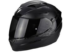 Scorpion EXO 1200 Air Freeway Motorcycle Helmet matte black Fibreglass Sun visor