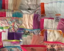 Hanes-Circo-Fruit of the Loom-Girls-Panties- Size 12 Assorted Styles and Colors