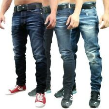 9519 Jack & Jones men's denim pants blue new