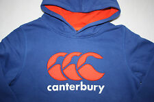 Canterbury Kids Boys Classic hoodie Hoody Jumper multi colors & sizes 6Y-14Y