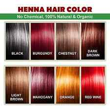 Henna Hair Color – Wholesale Organic and Chemical Free Henna for Hair Color